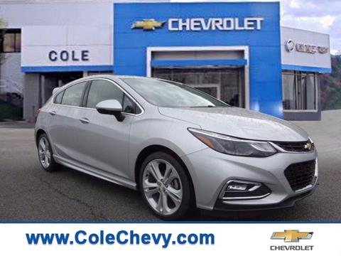 2017 Chevrolet Cruze for sale in Bluefield, WV