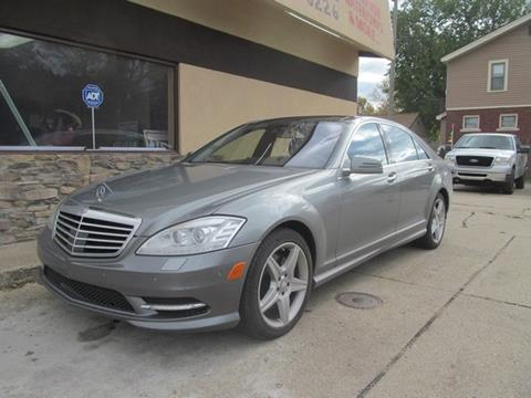2010 Mercedes-Benz S-Class for sale in Detroit, MI
