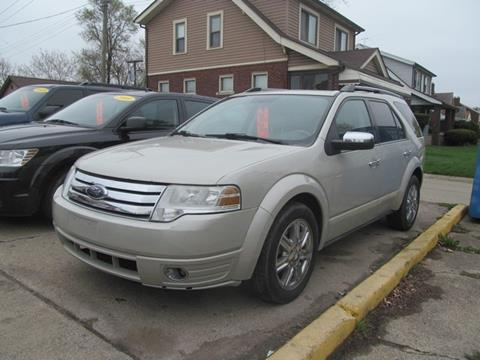 2008 Ford Taurus X for sale in Detroit, MI