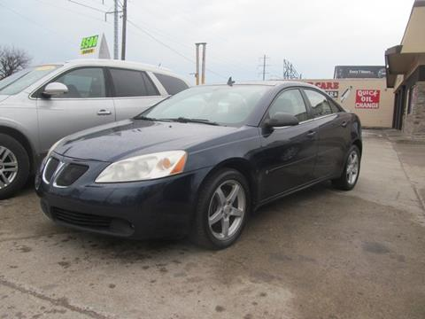 2008 Pontiac G6 for sale in Detroit, MI