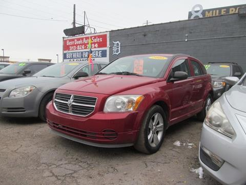 2010 Dodge Caliber for sale in Detroit, MI
