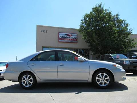 2005 Toyota Camry for sale in Lawrence, KS