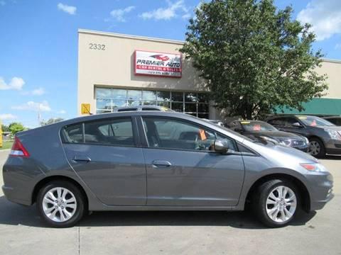 2013 Honda Insight for sale in Lawrence, KS
