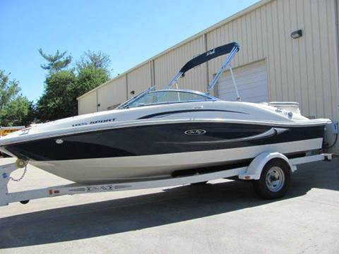 2008 Sea Ray 185 sport for sale in Lawrence, KS
