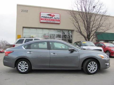 2014 Nissan Altima for sale in Lawrence, KS