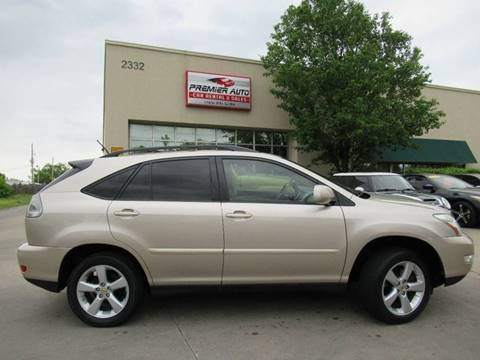 2004 Lexus RX 330 for sale in Lawrence, KS