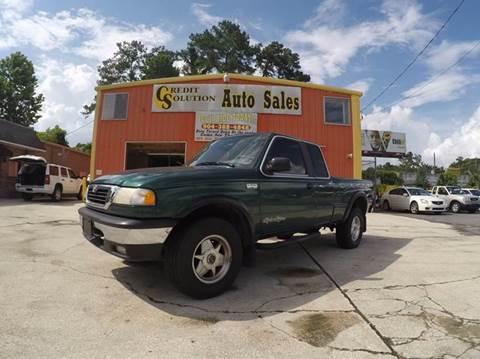 2000 Mazda B-Series Pickup for sale in Jacksonville, FL