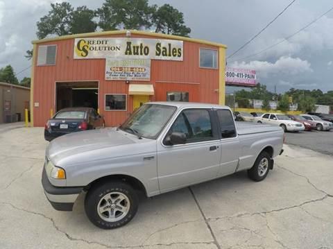 2001 Mazda B-Series Pickup for sale in Jacksonville, FL