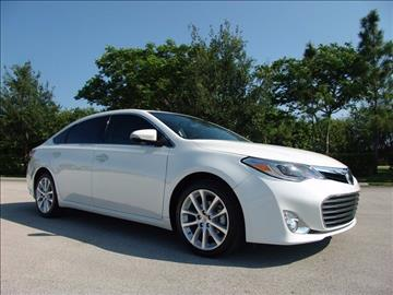 2015 Toyota Avalon for sale in Coconut Creek, FL