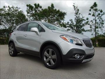 2014 Buick Encore for sale in Coconut Creek, FL