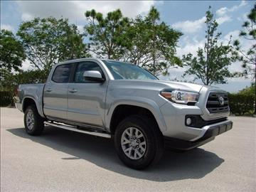 2017 Toyota Tacoma for sale in Coconut Creek, FL