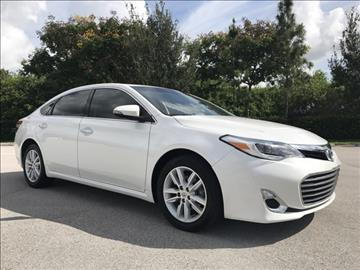 2015 Toyota Avalon for sale in Coconut Creek, FL