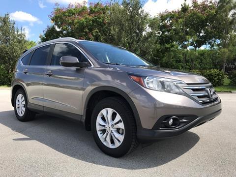 2012 Honda CR-V for sale in Coconut Creek, FL