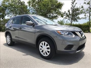 2016 Nissan Rogue for sale in Coconut Creek, FL
