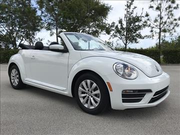2017 Volkswagen Beetle for sale in Coconut Creek, FL