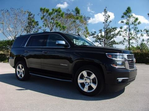 2016 Chevrolet Tahoe for sale in Coconut Creek, FL