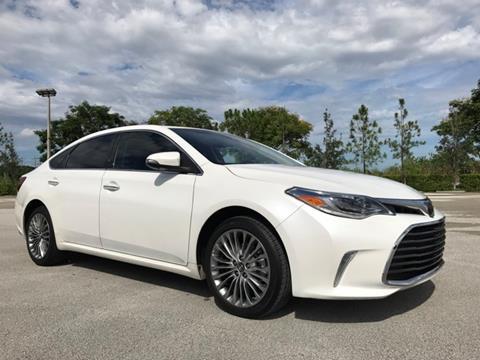 2016 Toyota Avalon for sale in Coconut Creek, FL