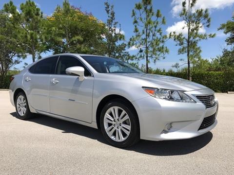 2014 Lexus ES 350 for sale in Coconut Creek, FL