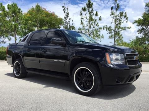2011 Chevrolet Avalanche for sale in Coconut Creek, FL