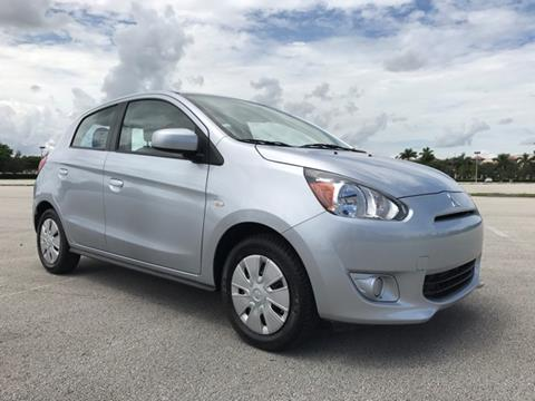 2015 Mitsubishi Mirage for sale in Coconut Creek, FL