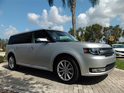 2017 Ford Flex for sale in Coconut Creek, FL