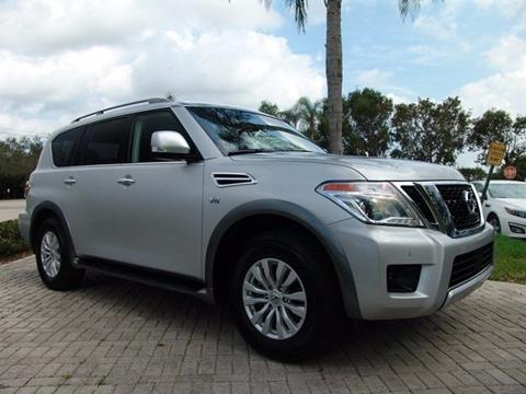 2017 Nissan Armada for sale in Coconut Creek, FL