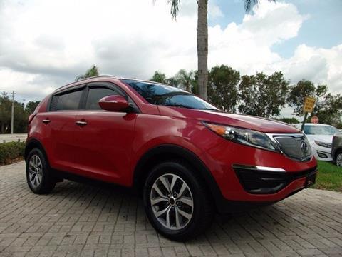 2014 Kia Sportage for sale in Coconut Creek, FL