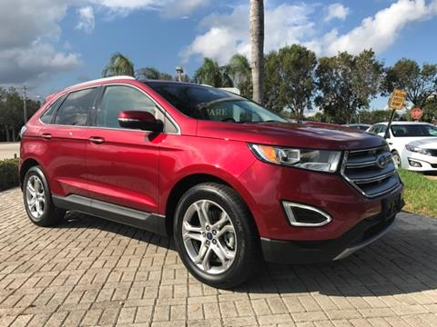 2016 Ford Edge for sale in Coconut Creek, FL