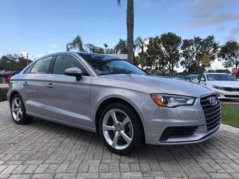 2015 Audi A3 for sale in Coconut Creek, FL