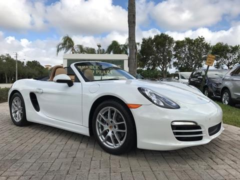 2014 Porsche Boxster for sale in Coconut Creek, FL