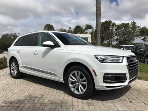 2017 Audi Q7 for sale in Coconut Creek, FL