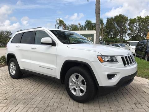 2016 Jeep Grand Cherokee for sale in Coconut Creek, FL