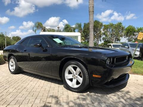 2013 Dodge Challenger for sale in Coconut Creek, FL