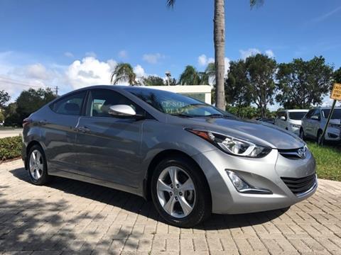 2016 Hyundai Elantra for sale in Coconut Creek, FL