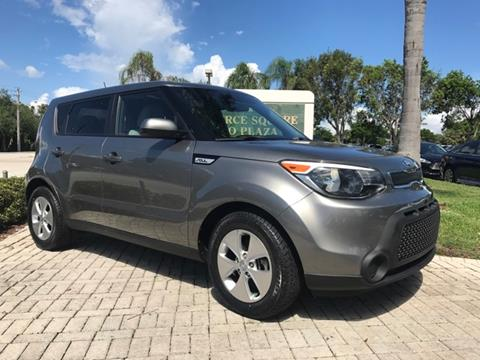 2015 Kia Soul for sale in Coconut Creek, FL
