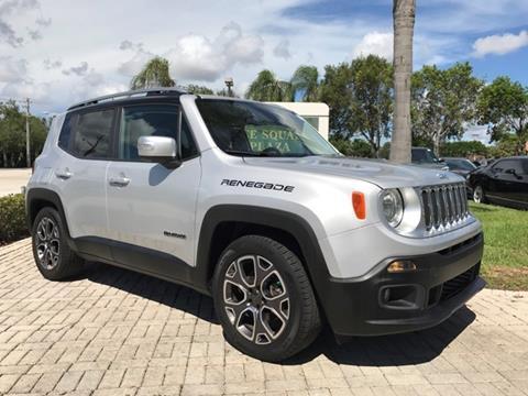 2015 Jeep Renegade for sale in Coconut Creek, FL