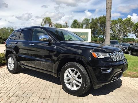 2017 Jeep Grand Cherokee for sale in Coconut Creek, FL