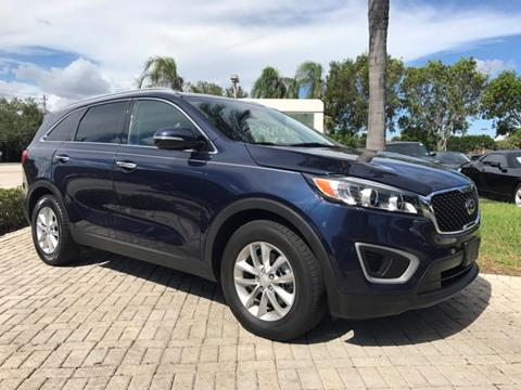 2016 Kia Sorento for sale in Coconut Creek, FL