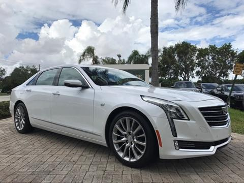 2016 Cadillac CT6 for sale in Coconut Creek, FL