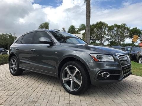 2015 Audi Q5 for sale in Coconut Creek, FL