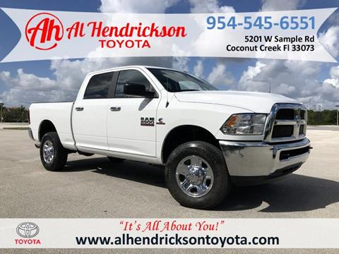 Used Diesel Trucks For Sale In Coconut Creek Fl Carsforsale Com