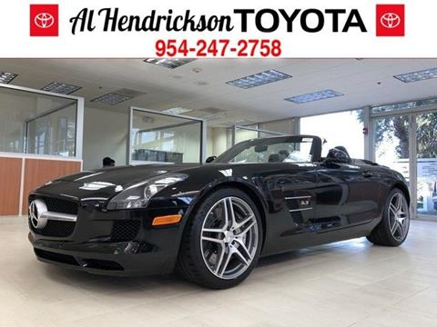 2012 Mercedes-Benz SLS AMG for sale in Coconut Creek, FL