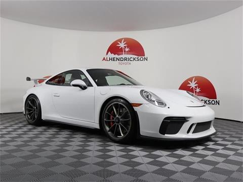 2018 Porsche 911 for sale in Coconut Creek, FL