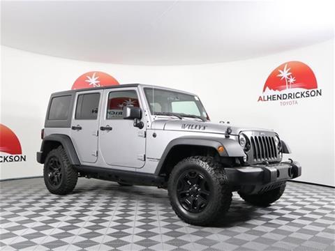 2018 Jeep Wrangler Unlimited for sale in Coconut Creek, FL