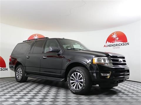 2017 Ford Expedition EL for sale in Coconut Creek, FL