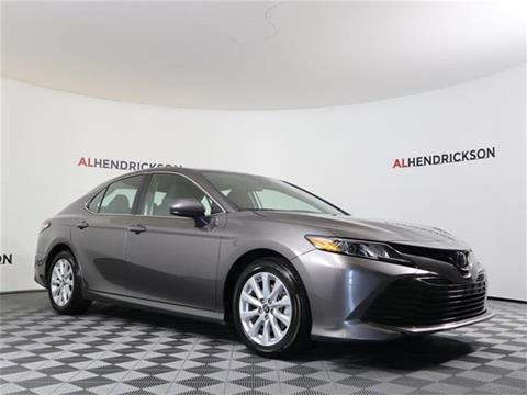 2019 Toyota Camry for sale in Coconut Creek, FL
