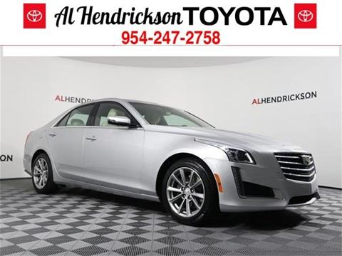2019 Cadillac CTS for sale in Coconut Creek, FL