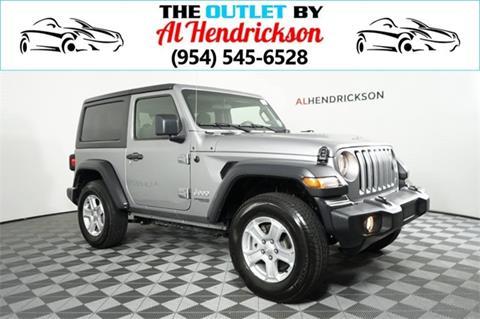 2019 Jeep Wrangler for sale in Coconut Creek, FL