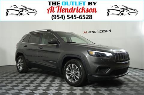 2019 Jeep Cherokee for sale in Coconut Creek, FL
