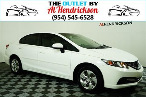 2015 Honda Civic for sale in Coconut Creek, FL